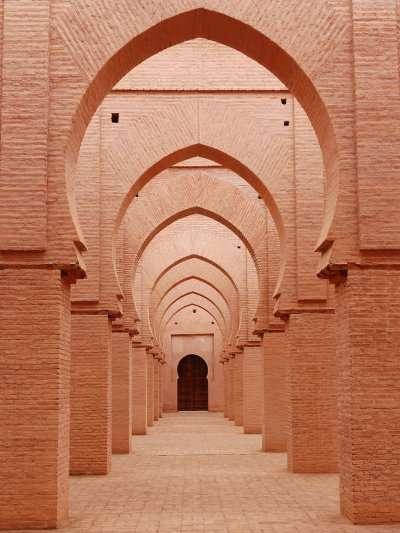 Tinmel Islamic architecture Morocco