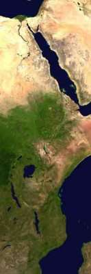 Great Rift Valley NASA