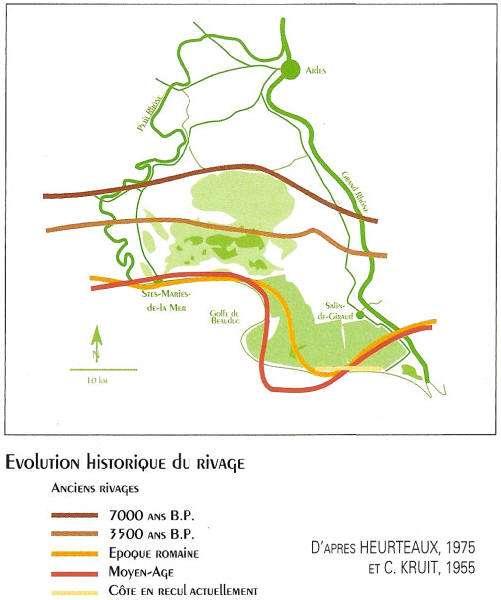 evolution20historique20rivage20camargue