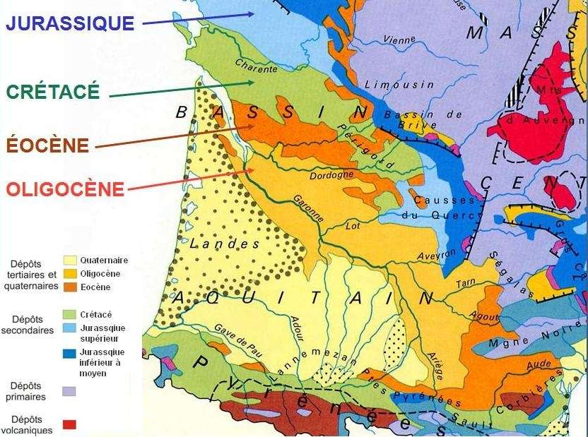 geologie aquitaine simplifiee reference
