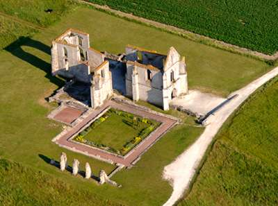 abbaye chastelier