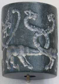 Cylinder seal lions Louvre MNB1167 n2