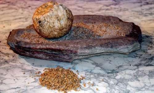 Neolithic grindstone 0