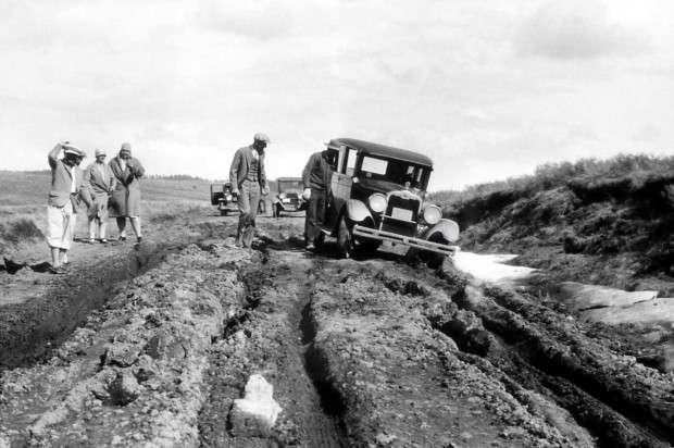 yellowstone 1925