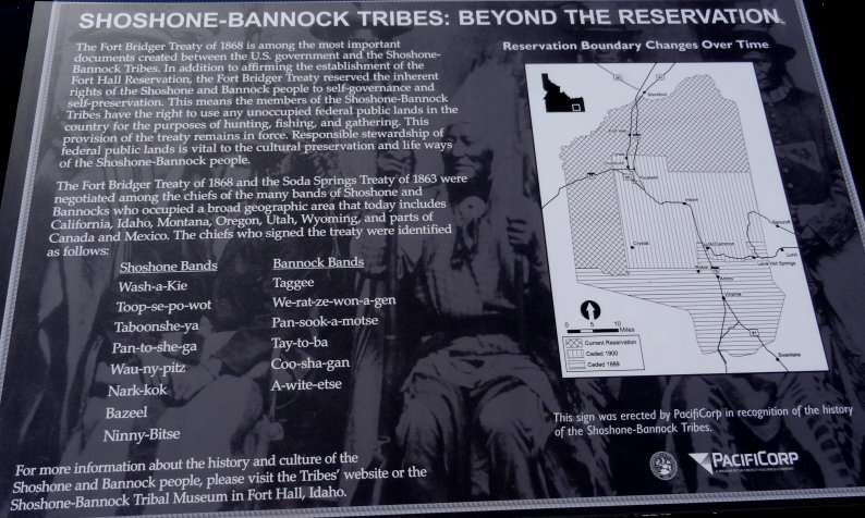reserve Shoshone