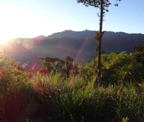 Xiaoliyuan (Ogasawara), 2400 m d'altitude