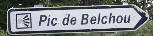 1 Panneau Pic de Belchou