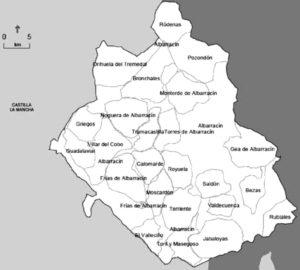 albarracin aldeas