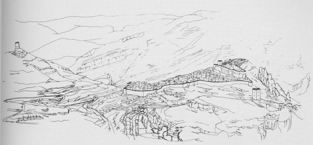 albarracin en el siglo 10