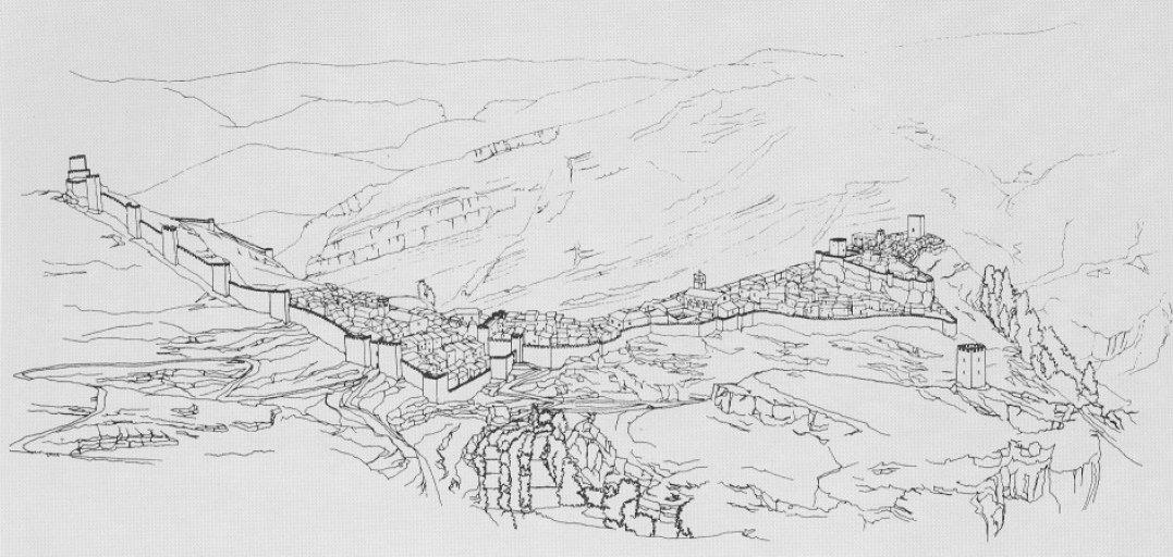 albarracin en el siglo 14