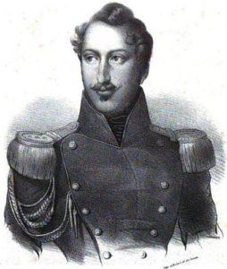 Louis Napoleon Bonaparte 1836