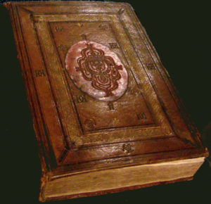 Ottoman Empire Coran copied circa 1536 bounded circa 1549 with arms of Henri II according to regulations set under Francis I