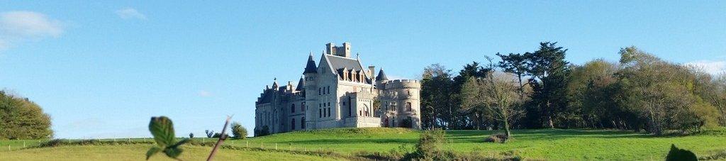 a a chateau