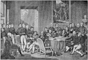 congress of vienna in 1814