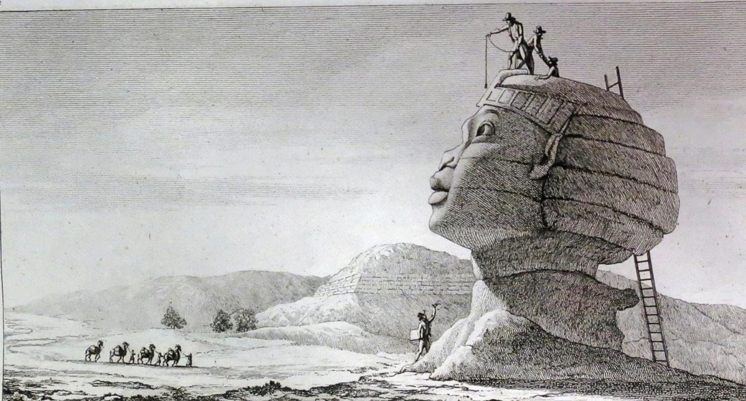 denon egypte