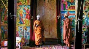 ethiopie eglise Dega Estifanos