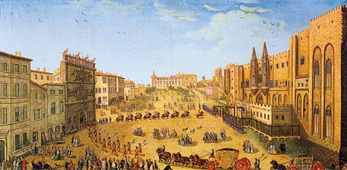 palais des papes avignon Gordot