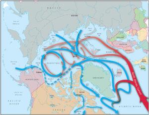 arctic currents big