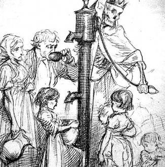 1832 le cholera en