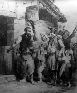 MWP 1830 Le réfugié polonais